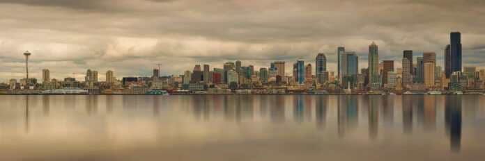 Best Time Of Year To Visit Seattle Seattle Coastal View Panoramic