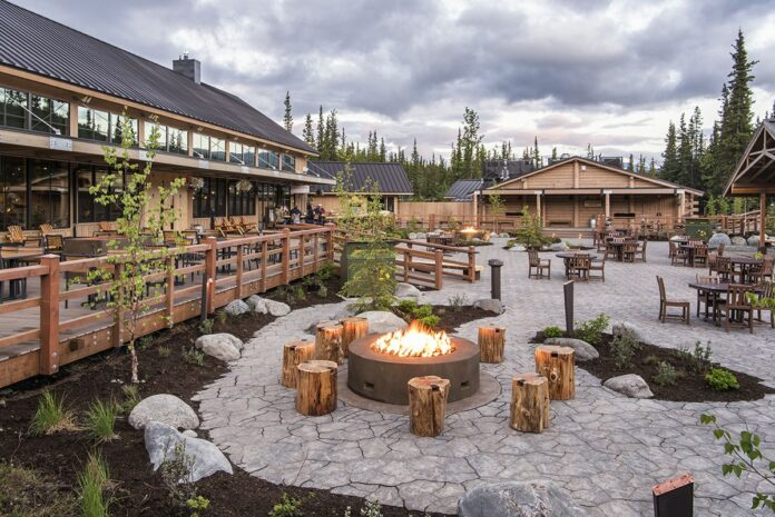 Denali Square is one of the best family hotels in Alaska