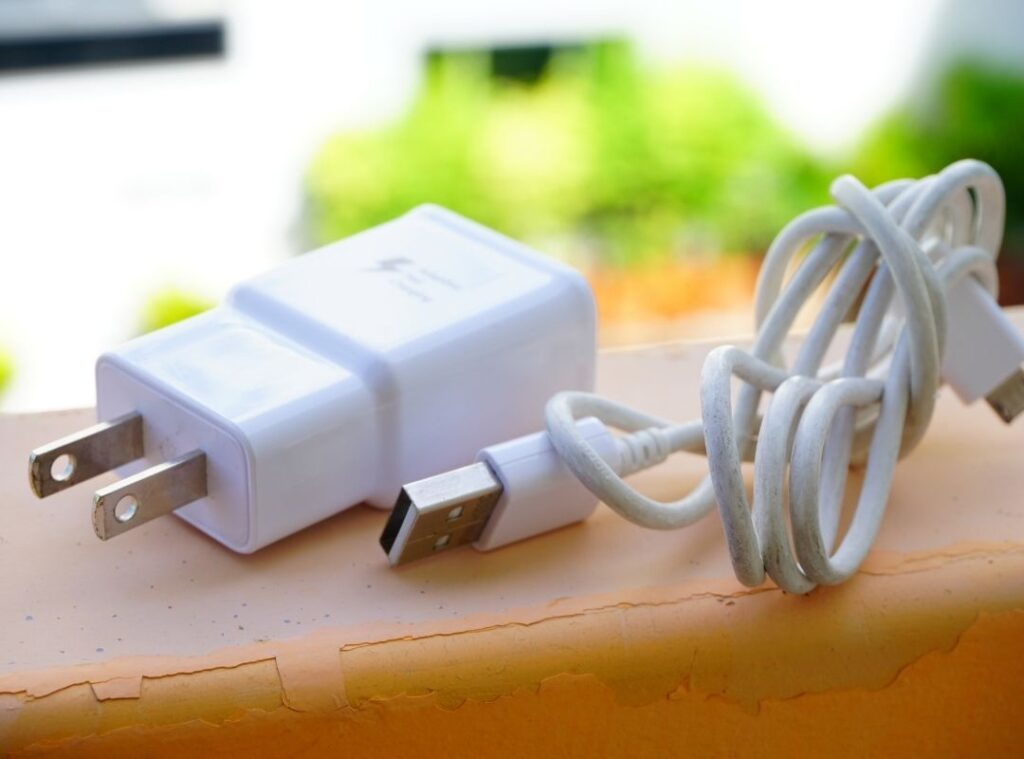 PHone charger are one of the most common items left behind in Hotel rooms